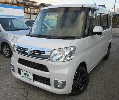 タント XターボSA/4WD   ☆乗り出しコミコミ価格☆